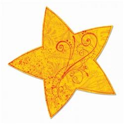 Fustella Sizzix Bigz - Star, Puffy