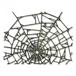 Fustella Sizzix Thinlits T.Holtz - Cobweb