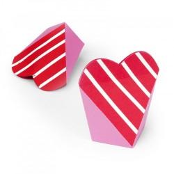 Fustella Sizzix Bigz L - Box, Heart