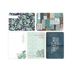 """Journal Cards Kaisercraft - 4x6"""" - Sea Breeze"""