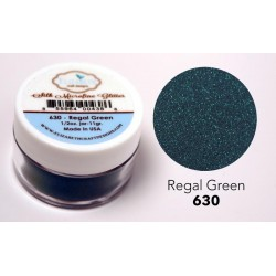 Silk Microfine Glitter - Regal Green