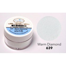 Silk Microfine Glitter - Warm Diamond