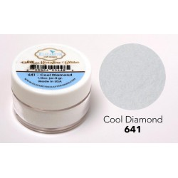 Silk Microfine Glitter - Cool Diamond