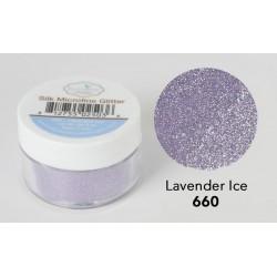 Silk Microfine Glitter - Lavender Ice