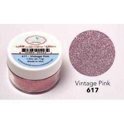Silk Microfine Glitter - Vintage Pink