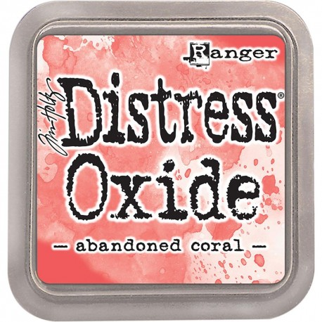 Tampone Distress Oxide - Abandoned Coral