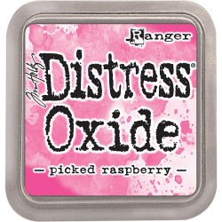 Tampone Distress Oxide - Picked Raspberry