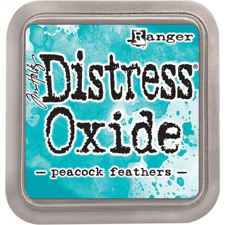 Tampone Distress Oxide - Peacock Feathers