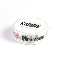Washi tape-Karine Cazenave-Tapie - Enjoy Life