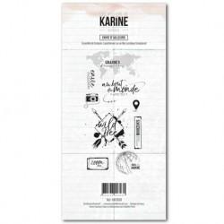 Timbro clear - Les Ateliers de Karine - Envie d'ailleurs
