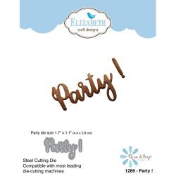 Fustella Elizabeth - Party !