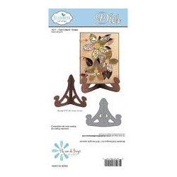 Fustella Elizabeth - Card Stand / Easel
