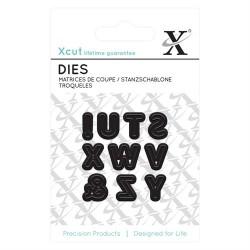Fustelle Xcut - Mini - Alphas Pt 3