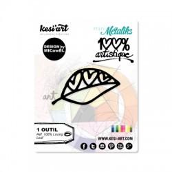 Fustella Kesi'Art - LOVING LEAF -  100% Artistique