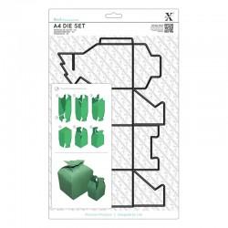 Fustelle Xcut - A4 - Christmas Tree Box