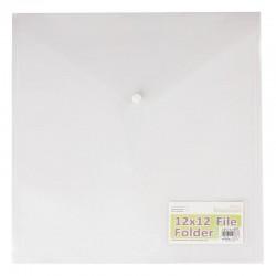 """File Folder 12""""x12"""" Docraft- Papermania- Busta per fogli archivio fogli 12""""x12"""""""