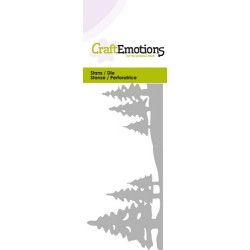 Fustella Craft Emotions - Landscape Pines