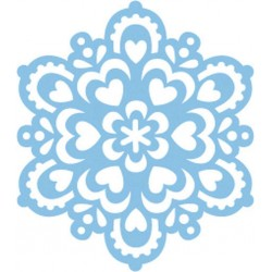 Fustella Marianne Design - Creatables Snowflake