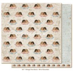 Carta Maja Design - Vintage Frost Basic - 8th of December
