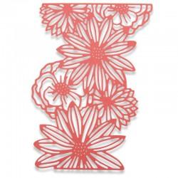 Fustella Sizzix Thinlits -  Natural Florals