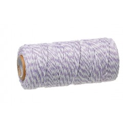 Twine -  All Italian Mood - bianco e lavanda