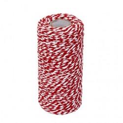 Twine -  All Italian Mood - bianco e rosso
