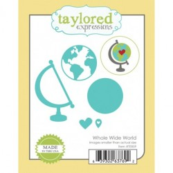 Fustelle Taylored Expressions - Whole Wide World