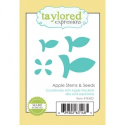 Fustelle Taylored Expressions - Apple Sterm & Seeds