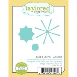 Fustelle Taylored Expressions - Buid a scene - Sunshine