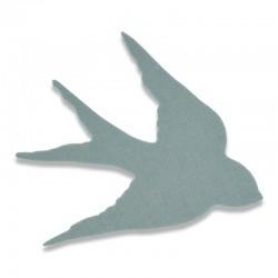 Fustella Sizzix Bigz - Swallow
