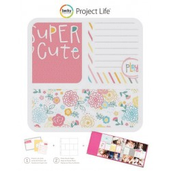 Kit Project Life - Super Cute