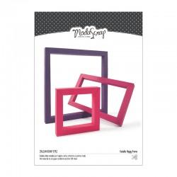 Fustella ModaScrap - Happy Frame