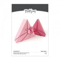 Fustella ModaScrap - Triangle Box