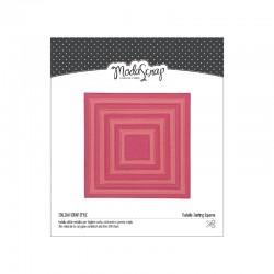 Fustella ModaScrap - Dashing Squares