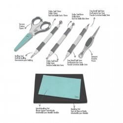 Sizzix - Kit di attrezzi per carta