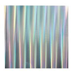 Cartoncino bazzill Basics Holografic Silver
