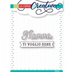 Fustella La Coppia Creativa - Mamma 2