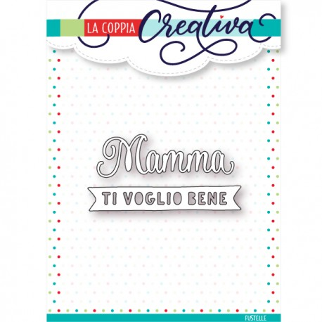 Fustella La Coppia Creativa Mamma 2