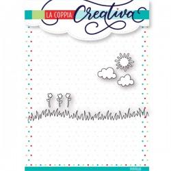 Fustella La Coppia Creativa - Sul Prato