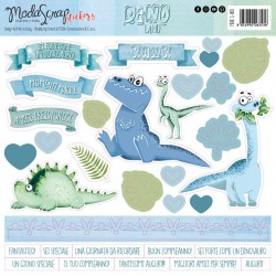 Stickers ModaScrap - DINO LAND