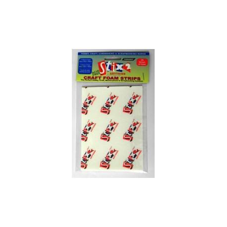 Craft foam strips 3-5x138x2 mm - striscie- Stix2