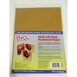 Parchment Paper-carta siliconata - Stix2