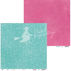 "PIATEK13 - LITTLE GIRL 04- 12""x 12"""