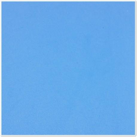 Gomma crepla adesiva - Azzurro - 20x30 cm