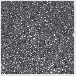 Gomma crepla glitterata adesiva - Grigio - 20x30 cm