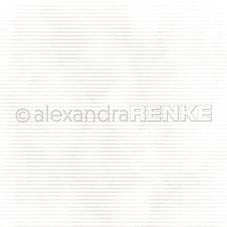 Alexandra Renke - Designpaper 'Mimi gold stripes'