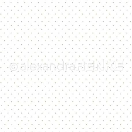Alexandra Renke - Designpaper 'Little dots mud'