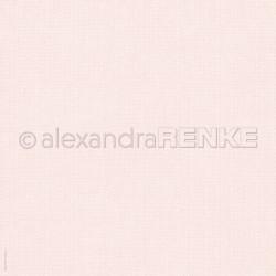 Alexandra Renke - Designpaper 'Rose knitted'