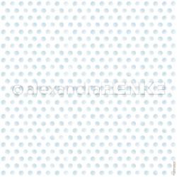 Alexandra Renke - Designpaper 'Dots blue'