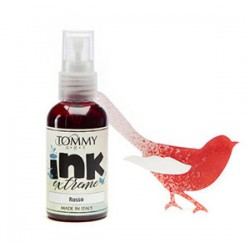 Ink Extreme - Tommy Art - Rosso